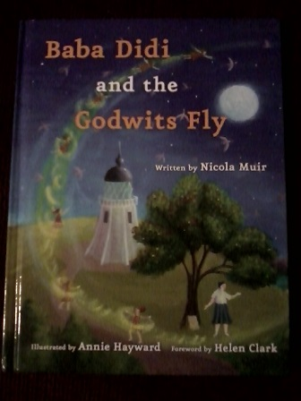 Book Review: Baba Didi and the Godwits Fly