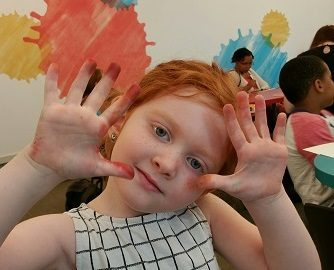 Art Splash – Interactive Family-Friendly Children's Art Program at Philadelphia Museum of Art