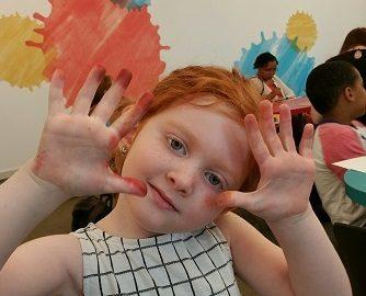 Art Splash – Interactive Family-Friendly Children's Art Program at Philadelphia Museum of Art