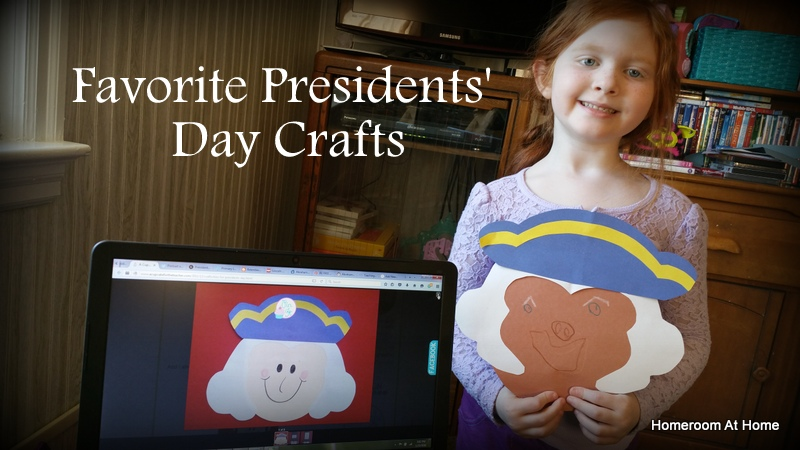 Celebrating Presidents' Day Weekend: Easy Crafts For Kids