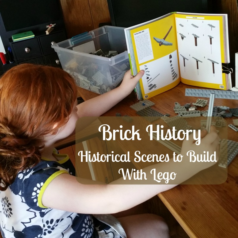 Historical Scenes Built With Legos