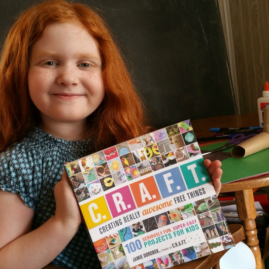 Creating Really Awesome FREE Things with C.R.A.F.T Book Review