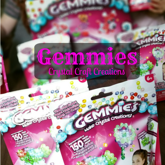 Crafty Crystal Creations With Gemmies