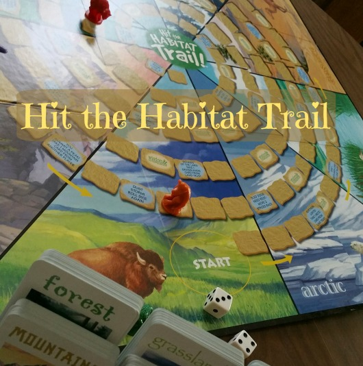 A Fall Family Favorite Game: Hit The Habitat Trail