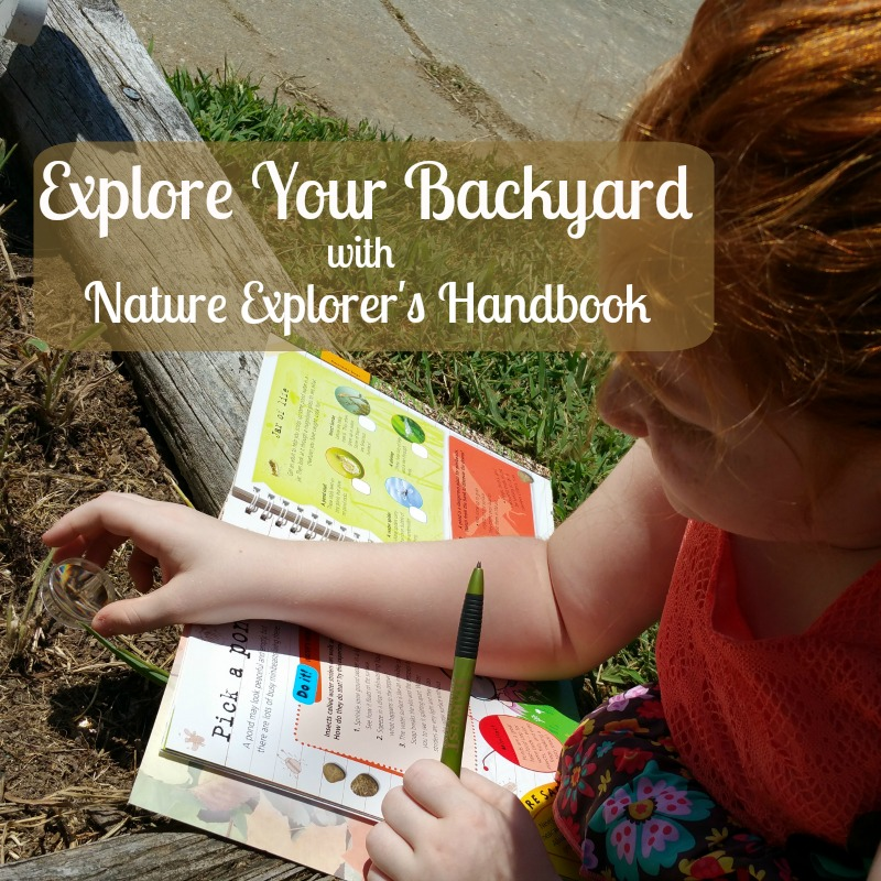 Soak Up Last Days of Summer with Nature Explorer's Handbook