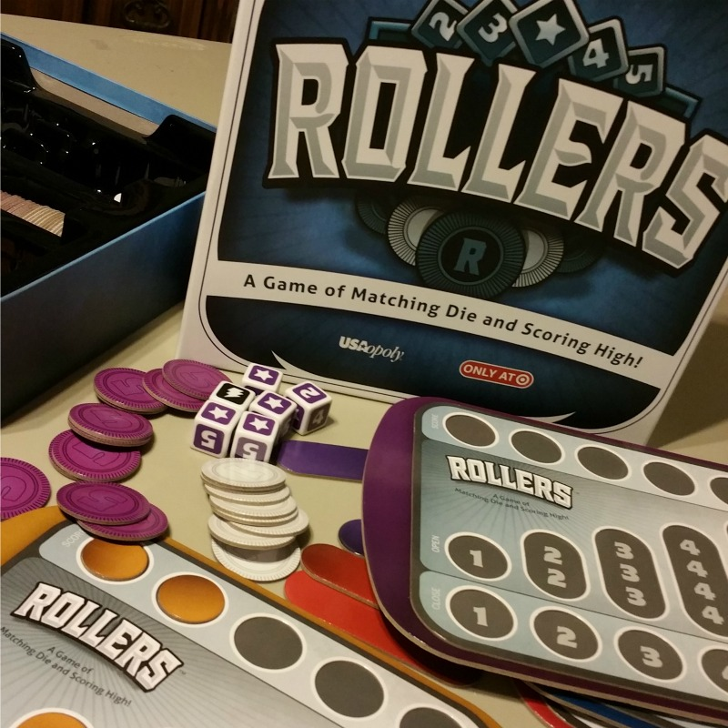 Rollers: Dice Game Similar to Yahtzee With Challenge
