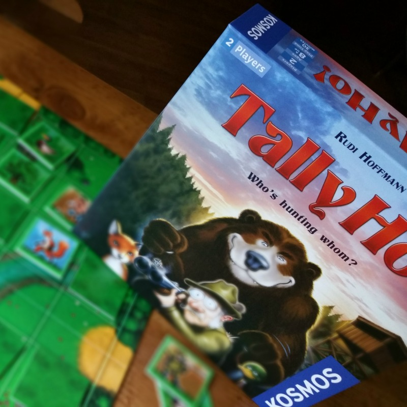 Tally Ho Makes Great Addition to Family Game Night Lineup