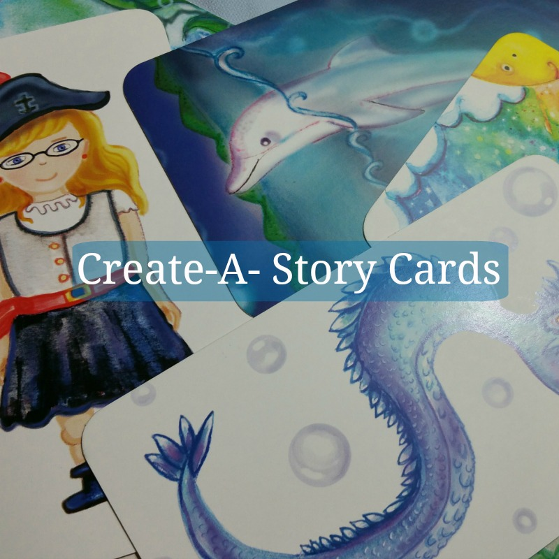 Create A Story With Storymaker Cards