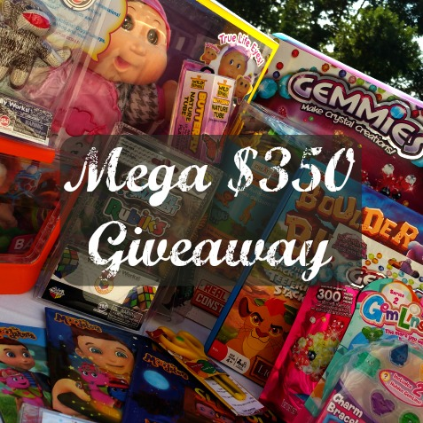 Celebrating Our New Look With a Mega Giveaway