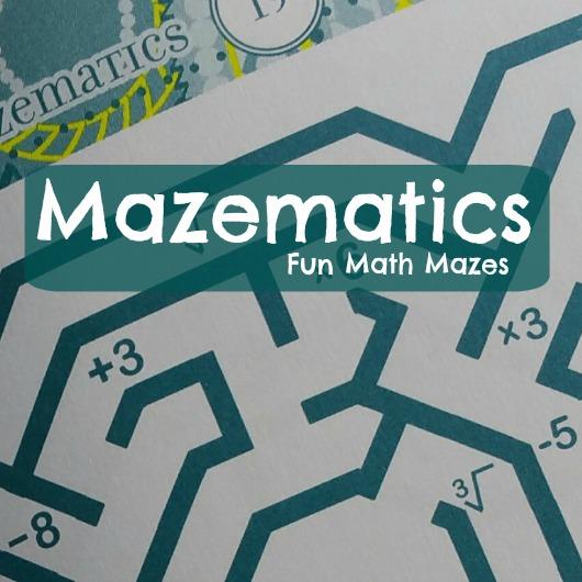 Pocket Your Math Skills with Pocket Posh Mazematics