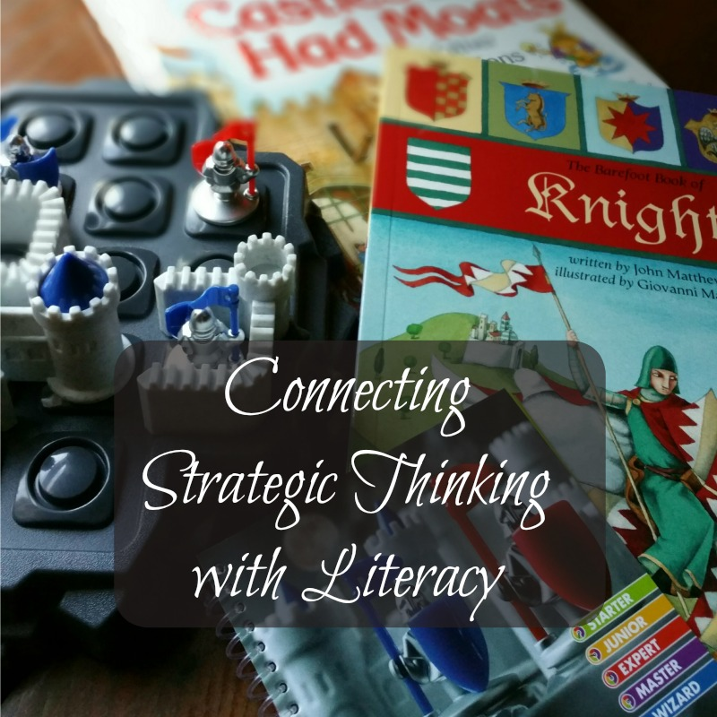 Walls & Warriors Connect Strategic Thinking with Literacy