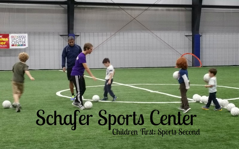Schafer Sports Center Beats the Competition with Non Competitive Philosophy