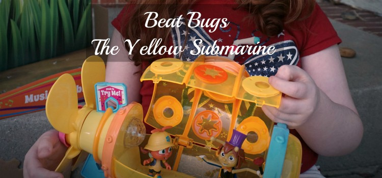 Beat Bugs Toys & Netflix Show Introduce Youngsters to The Beatles