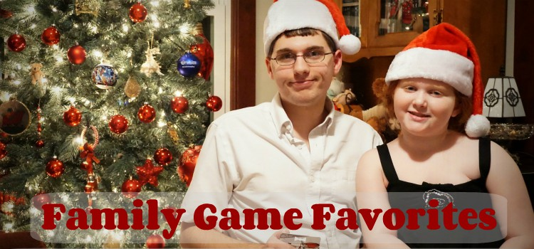 Make Family Game Night a Holiday Tradition
